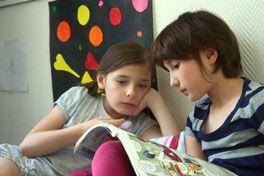ユキとニナの画像
