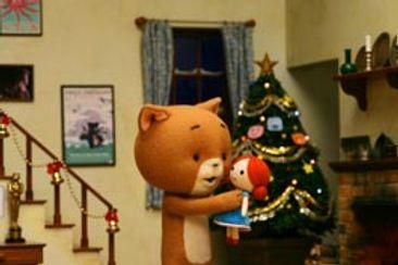 こま撮りえいが こまねこのクリスマス 迷子になったプレゼント
