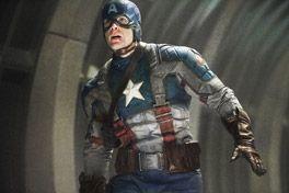 キャプテン・アメリカ ザ・ファースト・アベンジャーの画像