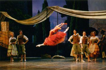 パリ・オペラ座へようこそ ライブビューイング2012-2013「ドン・キホーテ」