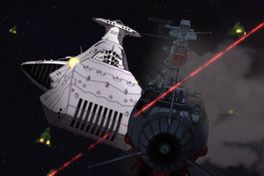 宇宙戦艦ヤマト2199 第五章「望郷の銀河間空間」の画像