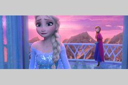 アナと雪の女王の画像