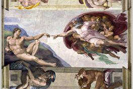 ヴァチカン美術館4K3D 天国への入口の画像