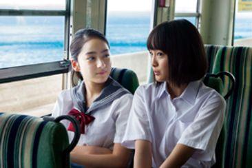 案山子とラケット〜亜季と珠子の夏休み〜