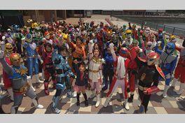 日本ローカルヒーロー大決戦の画像