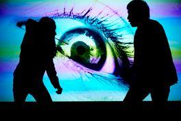 眼球の夢の画像