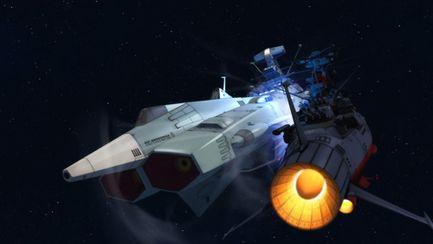 宇宙戦艦ヤマト2202 愛の戦士たち 第二章「発進篇」