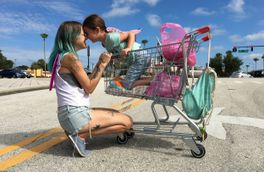フロリダ・プロジェクト 真夏の魔法の画像