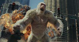 ランペイジ 巨獣大乱闘の画像