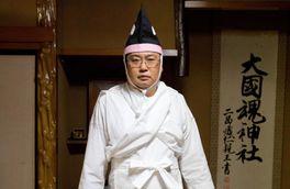 くらやみ祭の小川さんの画像