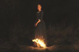 燃ゆる女の肖像の画像