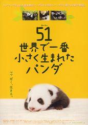 51 世界で一番小さく生まれたパンダ