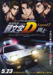 新劇場版頭文字D Legend2-闘走-
