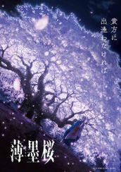 薄墨桜 -GARO-