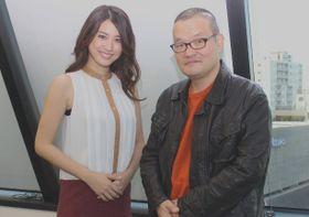 飛鳥凛と中田秀夫監督が語る、レズビアンシーンのエロス