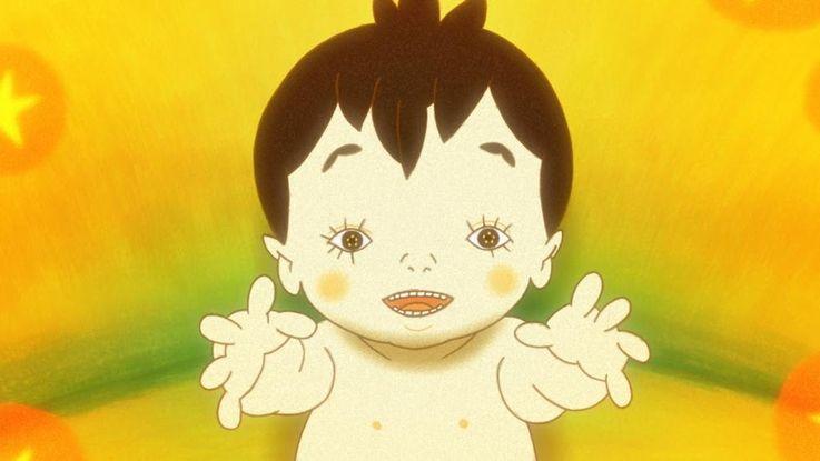 映像作家7人によるオムニバス『Genius Party』(07)の中の一篇『夢見るキカイ』。無垢な赤ん坊が入り込んだシュールな世界を描く