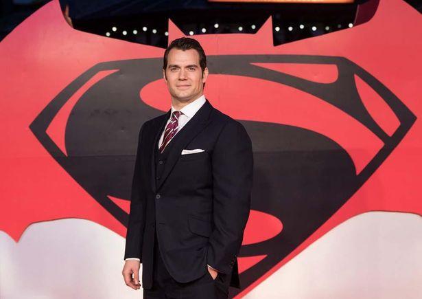 3作でクラーク・ケント/スーパーマン役を演じたヘンリー・カヴィル