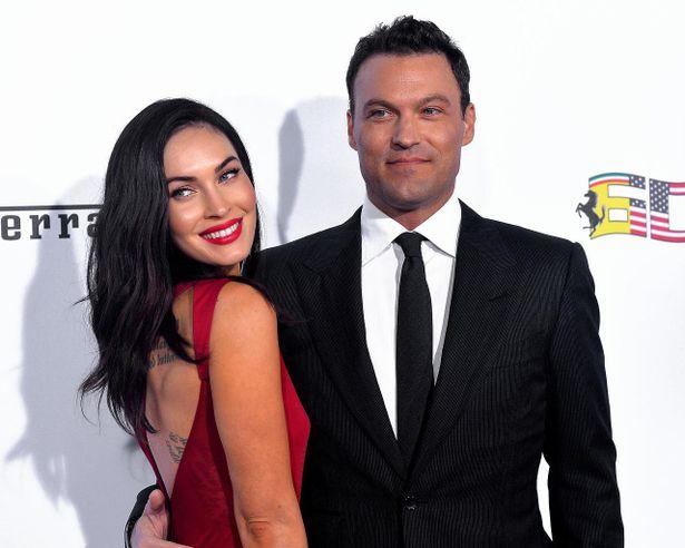 先日ブライアン・オースティン・グリーンとの離婚が報じられたミーガン・フォックス