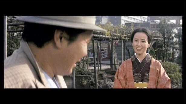 八千草薫出演の『男はつらいよ 寅次郎夢枕』(72)