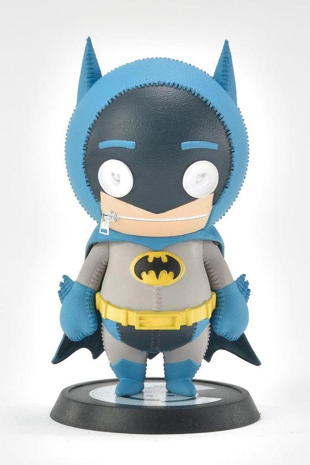 プライム1の新ブランドでバットマンらヒーローたちがキュートに大変身!(「Cutie1:キューティ1 バットマン(コミック) バットマン」)