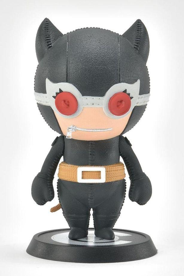 キャットウーマンもラインナップされている(「Cutie1:キューティ1 バットマン(コミック) キャットウーマン」)