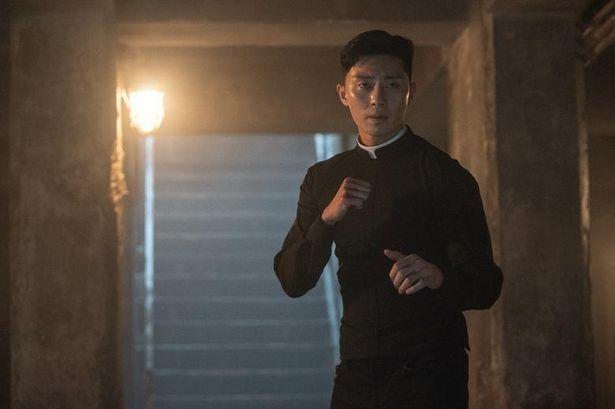 いま一番ホットな韓流スター、パク・ソジュンの主演最新作から予告が公開!