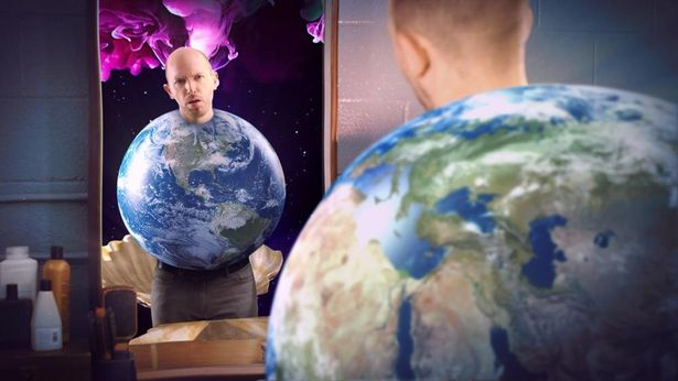 """LSDを使用すると""""地球とつながっている実感""""が持てる?『サイケな世界 ~スターが語る幻覚体験~』が送る不思議な幻覚世界"""