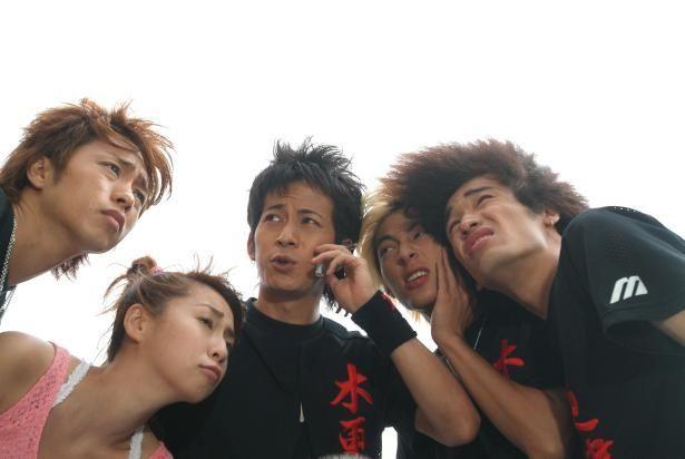 【写真を見る】オカジュン、櫻井が若すぎる…!『木更津キャッツアイ 日本シリーズ』は、いまはなき渋谷・シネマライズなどで公開され大ヒット