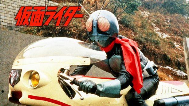 『仮面ライダー』(71~73)
