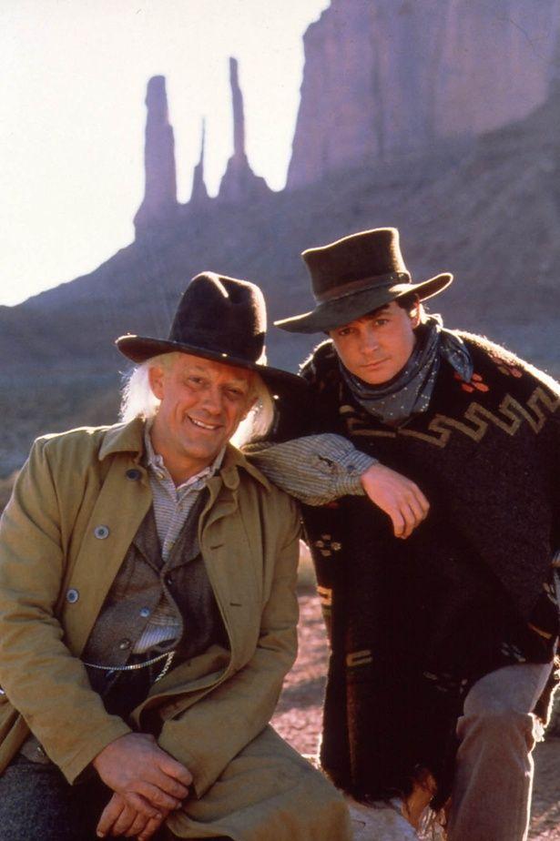 『バック・トゥ・ザ・フューチャー Part 3』ではマーティとドクが西部開拓時代に!