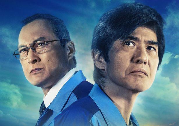 日本を代表する実力派俳優の二人がW受賞の快挙!