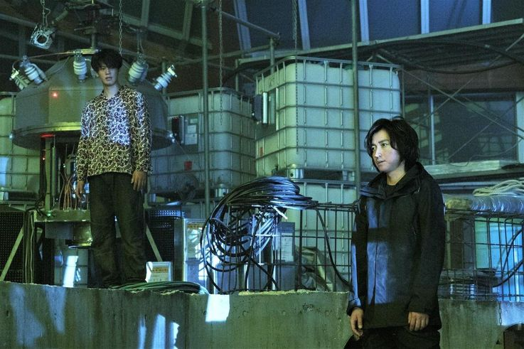 Final Episodeで鷹野(藤原竜也)と田岡(竹内涼真)がついに合流!