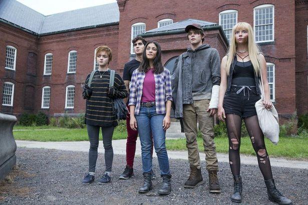 幾度の公開延期を経て、ついにこの夏全米公開を迎える『The New Mutants』