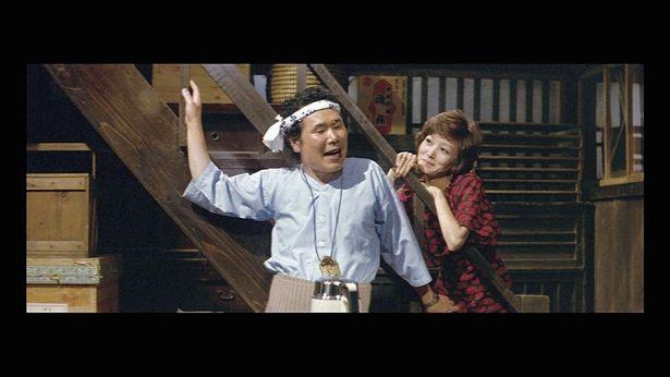 【写真を見る】リリー再登場の『男はつらいよ 寅次郎相合い傘』