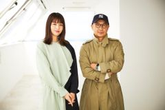 『MOTHER マザー』で主演を務めた長澤まさみと大森立嗣監督