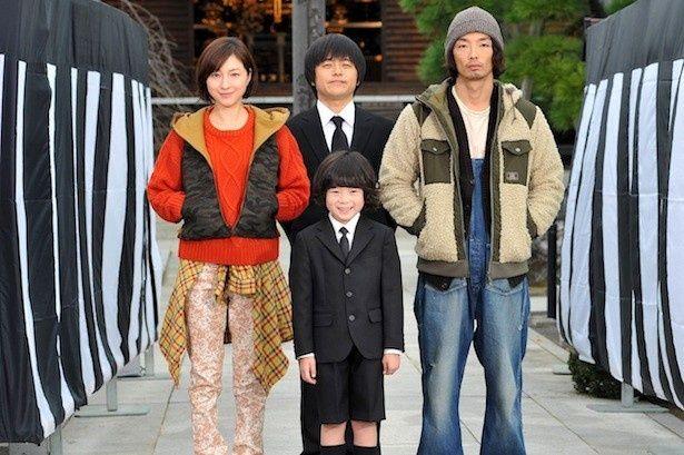 第9回WOWOWシナリオ大賞受賞作「ドラマW 稲垣家の喪主」に、バカリズムが出演する