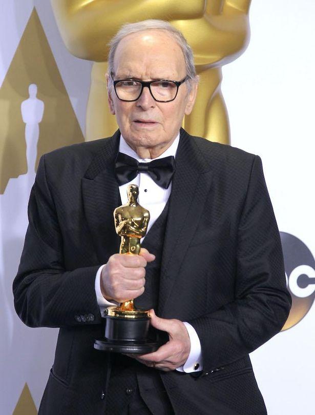 『ヘイトフル・エイト』で6度目のノミネートにして悲願のアカデミー賞作曲賞を受賞した