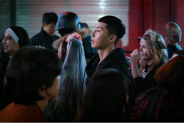 JTBCが映画配給会社SHOWBOXとタッグを組んだのが「梨泰院クラス」