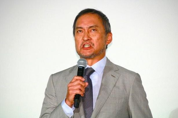 吉田昌郎役の渡辺謙