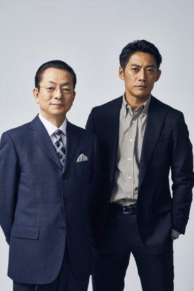 「今回は最初から走るぞ!」水谷豊&反町隆史が「相棒」ファンへのサービスを語る!