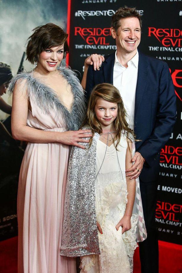 エヴァー・アンダーソンは女優ミラ・ジョヴォヴィッチと監督ポール・W・S・アンダーソンの長女