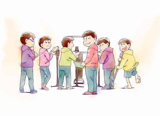 【写真を見る】クズでニートな6つ子たちが帰ってくる!「おそ松さん」第3期の放送が決定