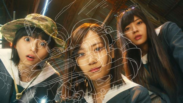 斎藤飛鳥、山下美月、梅澤美波の3人が映画でも大活躍!
