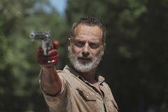 リックが主人公を務める『ウォーキング・デッド』劇場版((写真はTV版シーズン9)