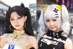 夏のイベントを沸かせた、ハイレベルなコスプレ美女たちを一挙に紹介