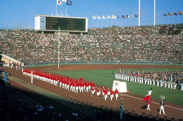 市川崑による芸術性あふれる記録映画『東京オリンピック』
