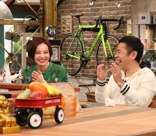 2月11日放送の「おかべろ」にベッキーがゲスト出演