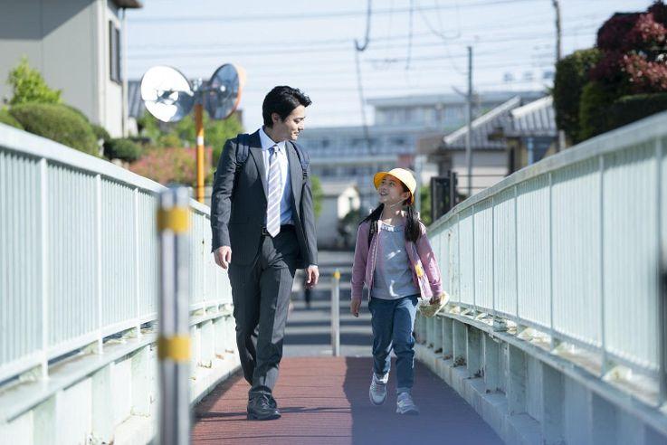⽗と娘の10年間を丁寧に描いた映画『ステップ』