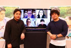 山田孝之らが『ステップ』でトークショー「いろんな愛の物語ですごくポジティブな映画」