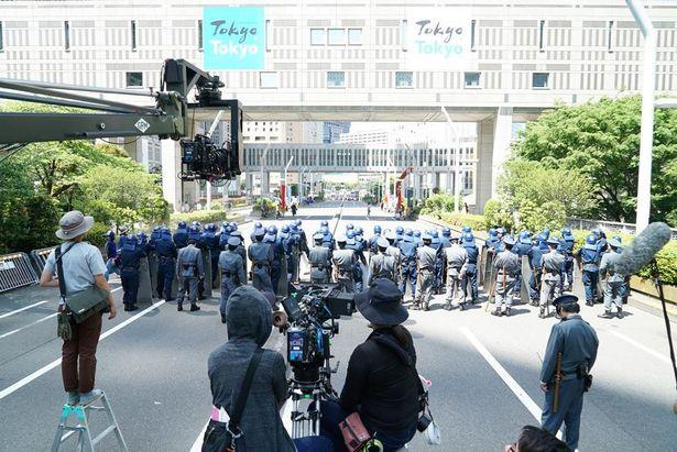 東京ロケーションボックスは、東京都での映画やドラマの撮影をサポートする組織